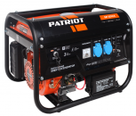 Бензиновый генератор PATRIOT GP 3510E в Чите